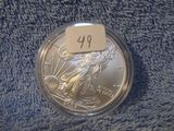 2007 SILVER EAGLE BU