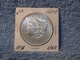 1881O MORGAN DOLLAR UNC