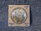 1898O MORGAN DOLLAR CHOICE BU