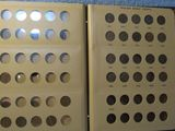INDIAN HEAD DANSCO ALBUM 29-DIFFERENT HIGH GRADE CENTS