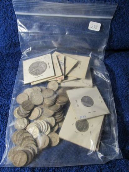 $11.20 IN U.S. SILVER COINS