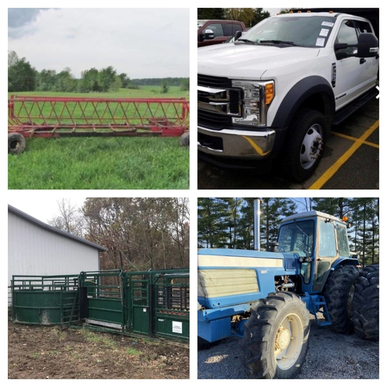 Fall Southeastern Ohio Ag and Equipment Auction