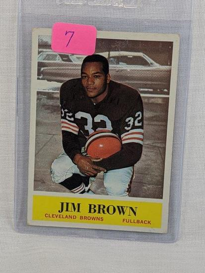 Jim Brown '64 Philadelphia