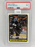 1988 Topps Wayne Gretzky PSA 9