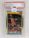 1988 Fleer All-Star Michael Jordan PSA 7
