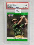 1990 Pro Set Payne Stewart PSA 9