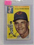 Ted Kluszewski 1954 Topps baseball card