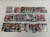 Mike Trout 33 card lot includes inserts