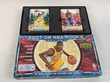 2007-2008 Upper Deck Basketball Rookie box set includes: Durant & Horford Rookies
