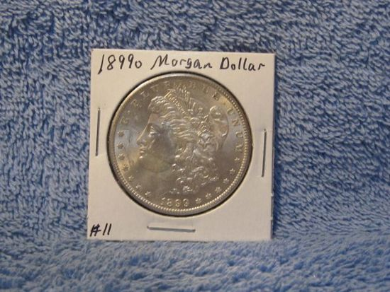 1899O MORGAN DOLLAR BU