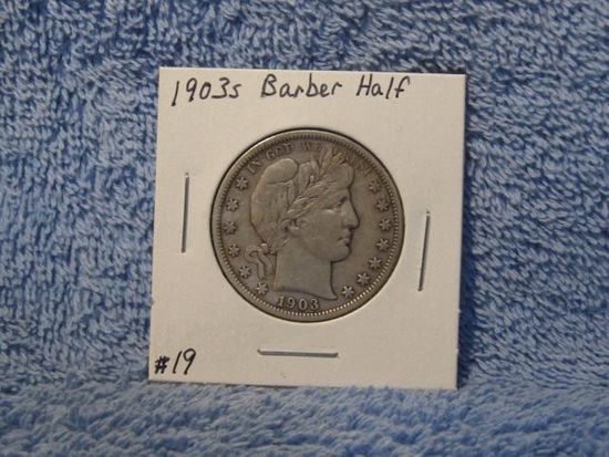 1903S BARBER HALF XF