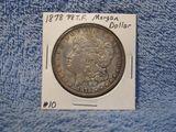 1878 7/8-T.F. MORGAN DOLLAR UNC