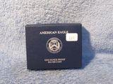 2011 PROOF U.S. SILVER EAGLE