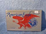 AMERICAN EAGLE KNIFE & COIN SET HOLDER