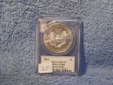 2015 SILVER EAGLE PCGS MS70 FIRST STRIKE