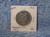 1912 BARBER HALF AU NICE