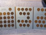 1858-1920 CANADIAN LARGE CENT BOOK COMPLETE G-AU