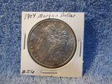 1904 MORGAN DOLLAR BU