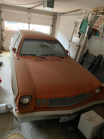 WOW! 1978 Ford Pinto Wagon, Restoration Project