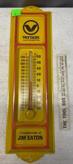 Vernon Sales Promotion Thermometer