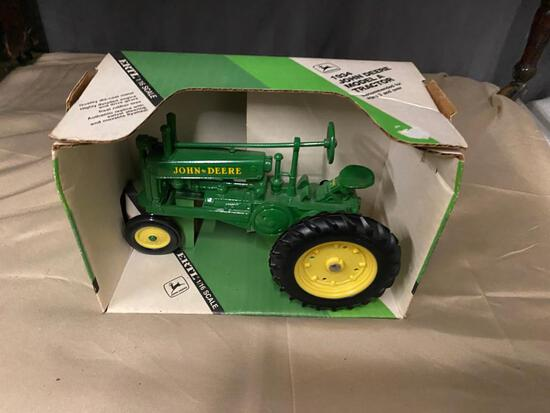 1934 John Deere Model A Tractor 1/16 scale tractor in box