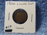 1926S LINCOLN CENT XF