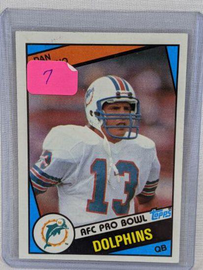 Dan Marino 1984 Topps Rookie