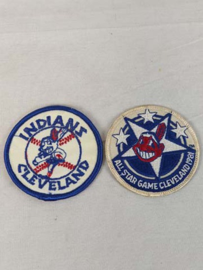 Vintage Wahoo patches