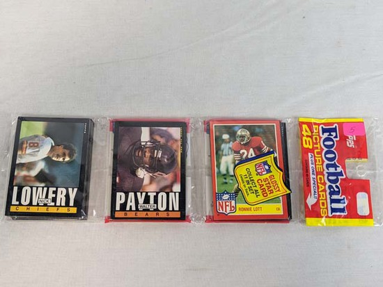 1985 Topps football Grocery pack