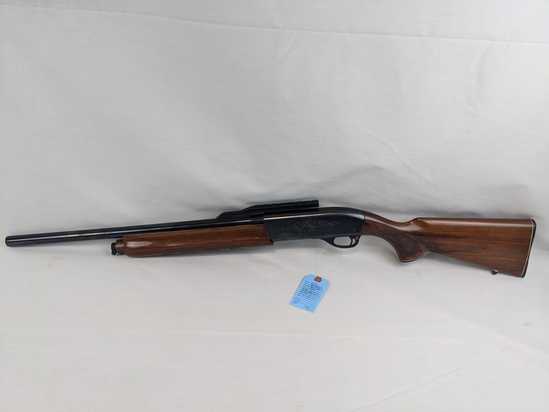 Remington    Mod 1100    12 GA    Rifled Slug    SN: M472816V    Condition: 90%