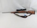 Weatherby    Vanguard    Cal .270 WSM    NRA Gun of the Year    W/ Leupold VXII 3-9    SN: VS204999