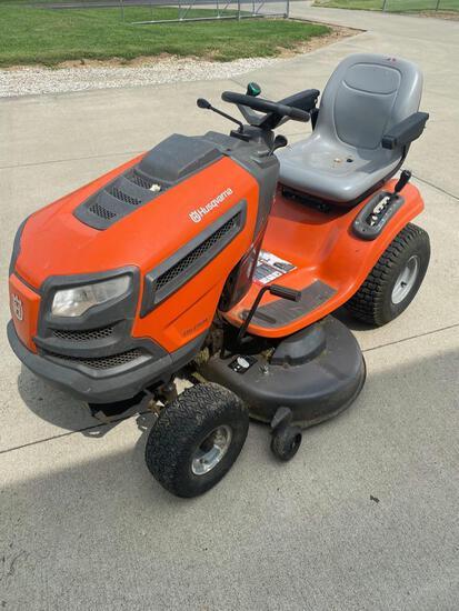 Husqvarna Model YTH21K46 Riding Lawn Mower