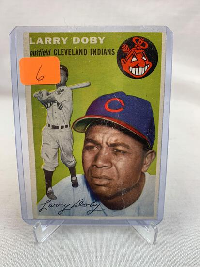 1954 Topps Larry Doby card