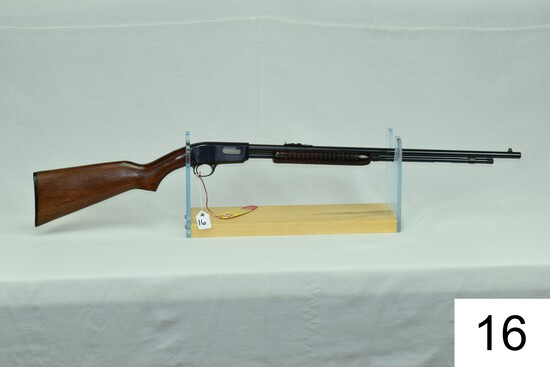 """Winchester    Mod 61    Cal .22 Mag    """"Grooved Receiver""""    SN: 332986    Condition: Like NIB W/ Pa"""