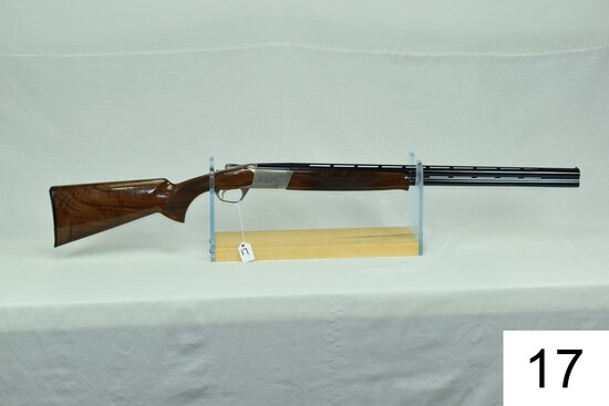 "Browning    Mod Cynergy Classic Field    Grade 3    20 GA    28"" Vent Rib    Tubes    SN: 06726MT132"