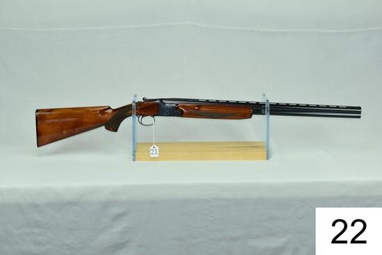 "Winchester    Mod 101 Field    20 GA    26½""    Vent Rib    Imp. Cyl/Mod    SN: K243286    Condition"