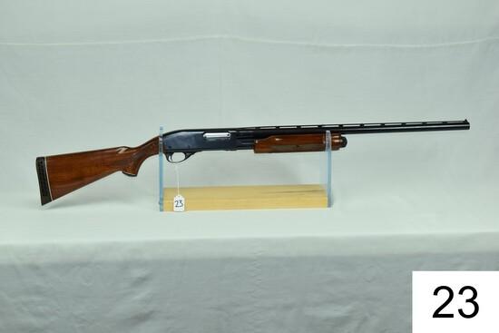 """Remington  Mod 870 SA 12 GA Skeet    26""""    Vent Rib    Skeet    SN: T595454V    Condition: Like NIB"""
