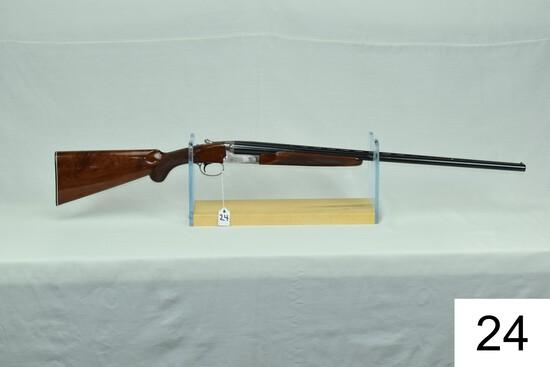 "Winchester    Mod 23 XTR    Pigeon Grade    20 GA    28""    Mod/Full    SN: PWK201540    Condition:"