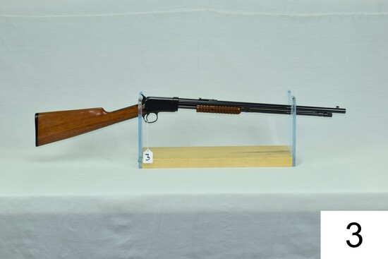 """Winchester    Mod 06    Cal .22 LR    SN: 684980-3    """"Gun was possibly refinished""""    Condition:  9"""