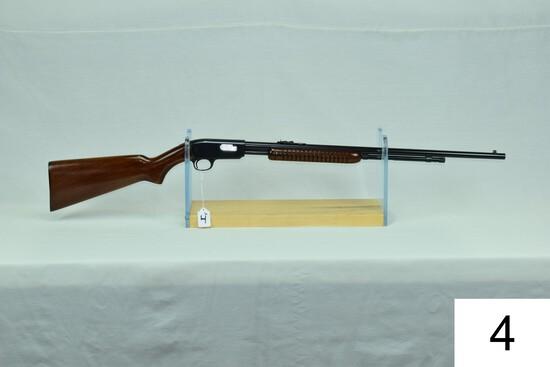 Winchester    Mod 61    Cal .22 LR    SN: 148775    Mfg. 1952    Condition: 95%