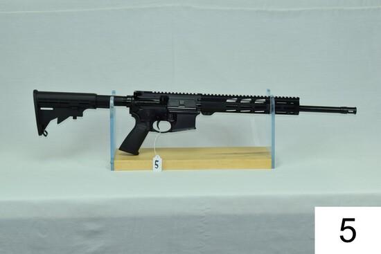 """Ruger    Mod AR-556    Cal .223 Rem/5.56    16.1"""" Barrel    SN: 858-41800    Condition: Like NIB"""