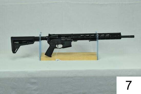 """Ruger    Mod AR-556    Cal .223 Rem/5.56    18"""" Barrel    SN: 857-80741    Condition: Like NIB"""
