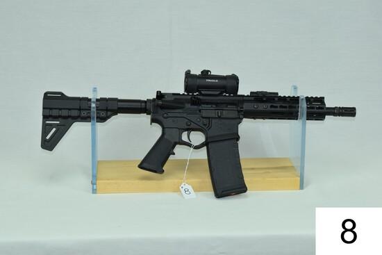 American Tactical    Mod Omni Hybrid Multi-Cal    Cal .300 Blackout    SN: NS213075    W/Tru-Glo Red