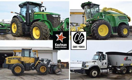 Andreas Farms Equipment Auction