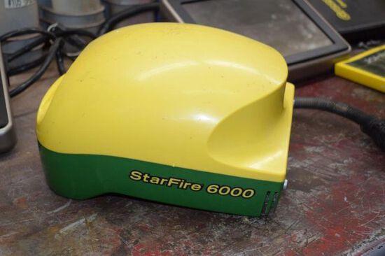 JD StarFire 6000 receiver