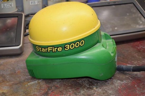 JD StarFire 3000 receiver