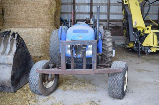 NH TN60A tractor