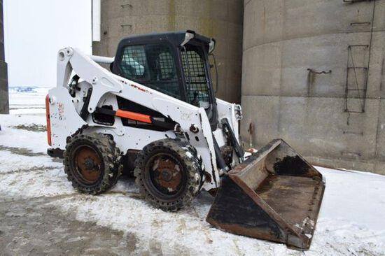 Bobcat S650 skid loader