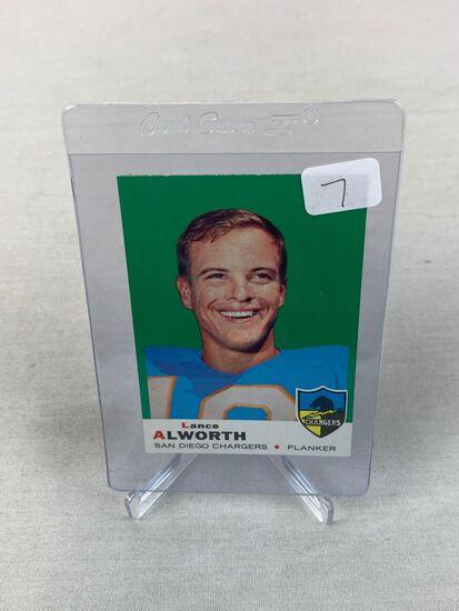 1969 Topps Lance Alworth #69 NM-MT HOF