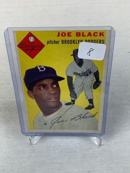 1954 Topps Joe Black #98 EX